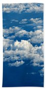 Still Riding The Clouds 3 Bath Towel