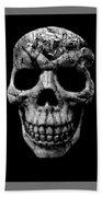 Stone Cold Jeeper Skull No. 1 Bath Towel