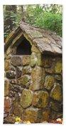 Stone Hut Bath Towel