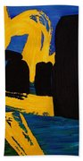 Stonehenge Abstract Evolution1 Bath Towel
