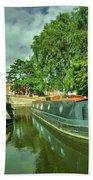 Stourport Narrowboats  Bath Towel