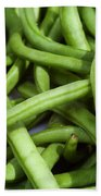 String Beans Bath Towel