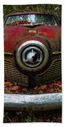 Studebaker Commander Bath Towel