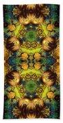 Subconscious Sacred Scrolls Bath Towel