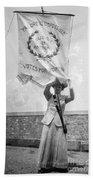Suffragist, C1912 Bath Towel