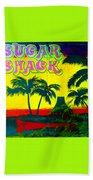 Sugar Shack Bath Towel