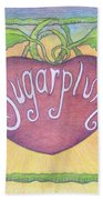 Sugarplum #2 Bath Towel