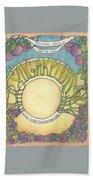 Sugarplum #5 Bath Towel