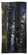 Sukkot II Stars 2015035  Bath Towel