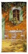 Sul Patio Hand Towel by Guido Borelli