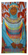 Sulawesi Girl Hand Towel
