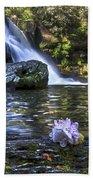 Summer Bouquet Bath Towel