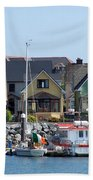Summer Cottages Dingle Ireland Bath Towel