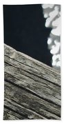 Summer On The Dock Hand Towel