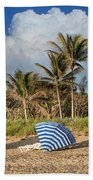 Summer Stripes Bath Towel