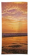 Summer Winds Bath Towel