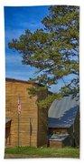 Summersville Mill Ozark National Scenic Riverways Dsc02626 Bath Towel