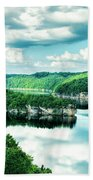 Summertime At Long Point Hand Towel