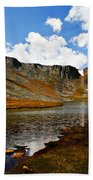 Summit Lake Colorado Bath Towel