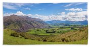 Summit View New Zealand II Hand Towel
