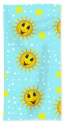 Sun Jammies Bath Towel
