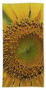 Sun Of Flowers Bath Towel