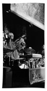 Sun Ra Arkestra At The Red Garter 1970 Nyc 10 Bath Towel