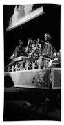 Sun Ra Arkestra At The Red Garter 1970 Nyc 18 Bath Towel