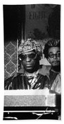 Sun Ra Arkestra At The Red Garter 1970 Nyc 8 Bath Towel