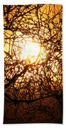Sun Tree Bath Towel
