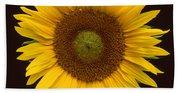Sunflower 3 Bath Towel