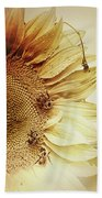 Sunflower Days Bath Towel