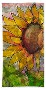 Sunflower Dream Bath Towel