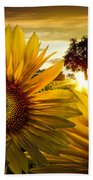 Sunflower Heaven Bath Towel