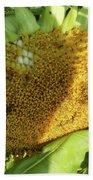 sunflower No.2 Bath Towel