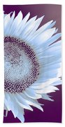 Sunflower Starlight Bath Towel