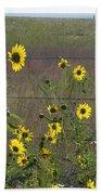 Sunflowers Hand Towel