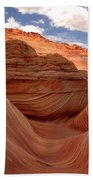 Sunkiss At Coyote Buttes Bath Towel