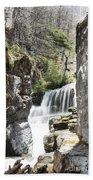Sunriff Falls Bath Towel