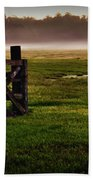 Sunrise At The Ranch Bath Towel