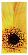 Sunrise Gerbera Bath Towel