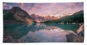 Sunrise Hour At Banff Bath Towel