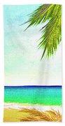 Sunset Beach #373 Hand Towel
