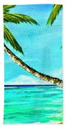 Sunset Beach#370  Hand Towel
