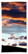 Sunset Supreme Bath Towel