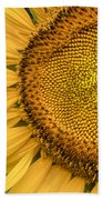 Sunshine Flower Bath Towel