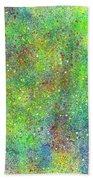 Super Star Clusters Universe #542 Bath Towel
