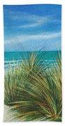 Surf Beach Hand Towel