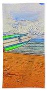 Surfing 19518 Hand Towel