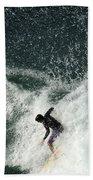 Surfing Hawaii 4 Bath Towel